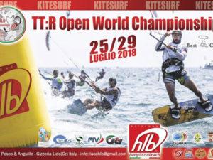 Gizzeria: campionato mondiale Kitesurf lunedì presentazione