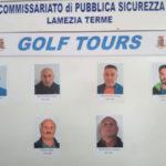 Furti e ricettazione:12 arresti a Lamezia,Catanzaro e nel Reggino