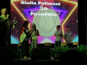 """Reggio: Giulia Polimeni vince prima edizione """"La scuola che inCanta"""""""