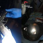 Pistola, auto e scooter rubati ritrovati nel Vibonese