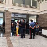 Blitz campo Rom Lamezia: parenti arrestati irrompono in Tribunale