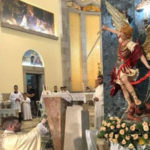 Da Monte Sant'Angelo a Varapodio l'effigie di San Michele