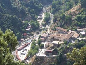 San Luca: presidio dei Carabinieri nel Santuario di Polsi