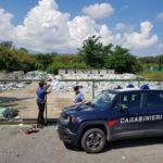 Ambiente: Cc sequestrano isola ecologica ad Oppido Mamertina