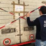 Rifiuti: trasporto illecito nello Stretto di Messina, 19 indagati