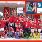 Atleti Lucky Friends ai Giochi Nazionali Estivi Special Olympics
