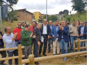 """Ambiente: Tallini alla """"Festa dei Piccoli Comuni"""""""