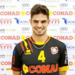 Pallavolo: Top Volley Lamezia conferma Manuel Alfieri