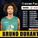 Pallacanestro Bruno Duranti primo acquisto Basketball Lamezia