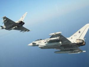 Aeronautica: aereo Iberia perde contatto, intercettato da 2 caccia