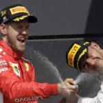 F.1: Vettel tradito dalla pioggia, Hamilton vince in Germania