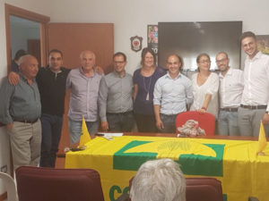 Coldiretti: eletto presidente e consiglio sezione Catanzaro