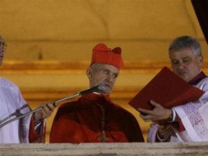 Vaticano: morto card.Tauran, annuncio' l'elezione di Francesco