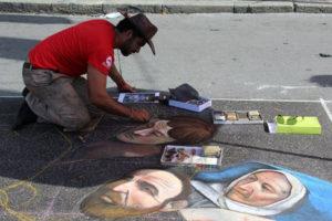 Taurianova si colora di arte con i Madonnari