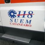 Sanita': Cisl, emergenza al Suem 118 dell'Asp di Catanzaro