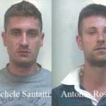 Droga: sorpresi a curare piantagione, due giovani arrestati a Palmi