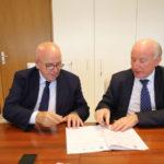 Regione: firmato l'Accordo per il sistema infrastrutture portuali