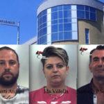 Lamezia: estorsioni e minacce a imprenditore, 3 arresti