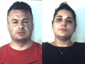 Droga: marijuana in casa, coppia arrestata a Reggio Calabria