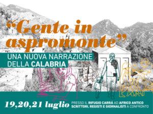 Regione: Oliverio, ad africo Antico per narrare la nuova Calabria