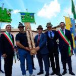 Cosenza a fine settembre 2019 raduno Alpini IV Raggruppamento Centro Sud