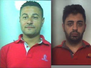 Sicurezza due persone arrestate per sconto pena nel Reggino