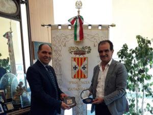 Provincia Catanzaro: Bruno riceve console generale Regno Marocco