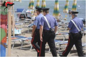 Commercio abusivo nel Vibonese, sanzioni dei Cc per 31 mila euro