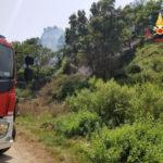 Incendi: roghi nel Catanzarese, Vigili del Fuoco in azione