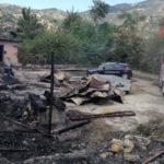 Incendi: arbusti emacchia mediterranea in fiamme nel Catanzarese
