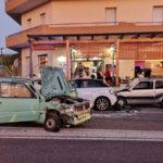 Incidenti stradali: coniugi feriti in scontro sulla SS 106