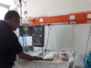 Minori: Marziale, il piccolo Moise' e' deceduto nella notte a Messina