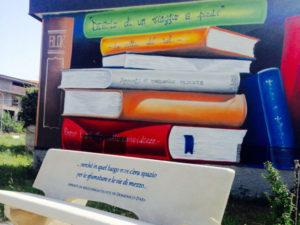 Girifalco: comune ed Enel realizzarono la cabina letteraria