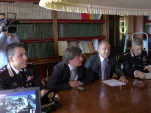 'Ndrangheta: operazione 'Trigarium', colpita 'drina in evoluzione