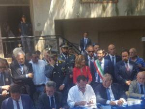 'Ndrangheta: Salvini, guerra senza quartiere a questa m…a