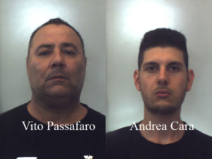 Droga:scoperte piantagioni nel Reggino,sequestrati 21 kg marijuana