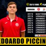Pallacanestro: Basketball Lamezia, ingaggia il Playmaker Edoardo Piccini