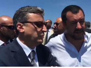 Migranti: Salvini, bisogna colpire gli sfruttatori