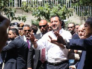 Viminale: Salvini, in Calabria Comitato sicurezza di Ferragosto