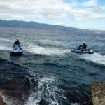 Polizia salva trentenne nel mare di Reggio Calabria