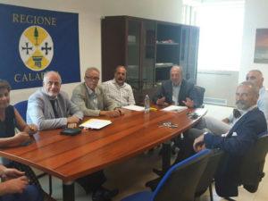 Regione: incontro su Scuola Ortopedia e Traumatologia Magna Graecia