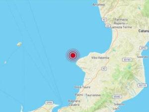 Terremoto 4,4 in Calabria, paura ma nessun danno
