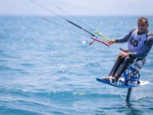 Vela: 'kite per tutti', quando la disabilita' e' sconfitta