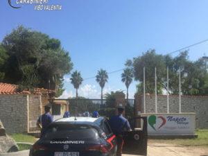 Apre ristorante sequestrato, arrestato titolare villaggio turistico