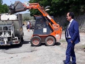 Provincia Catanzaro: operazioni bonifica strade competenza