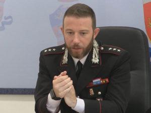 Carabinieri: cambio al vertice della Compagnia di Vibo