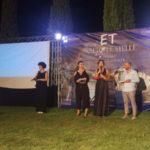 Lamezia: premiata a E.T. sotto le stelle l'imprenditrice Carbone