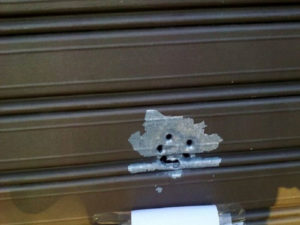 Intimidazioni: raid in auto nel Vibonese,sparati 60 colpi fucile