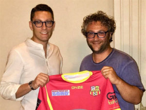 Calcio: Davide Romagnuolo vestirà la maglia dell'Atletico Maida