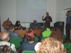 """Carabinieri: """"Notte bianca biodiversità"""" a Gambarie"""